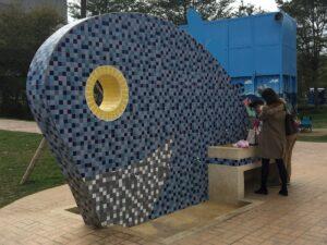 鯨魚洗手台