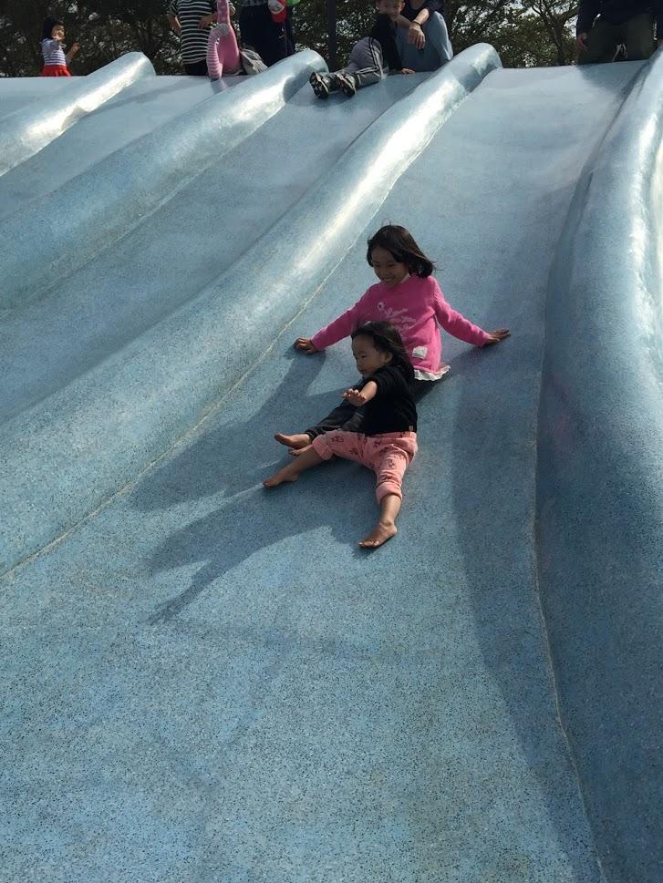 超好玩溜滑梯