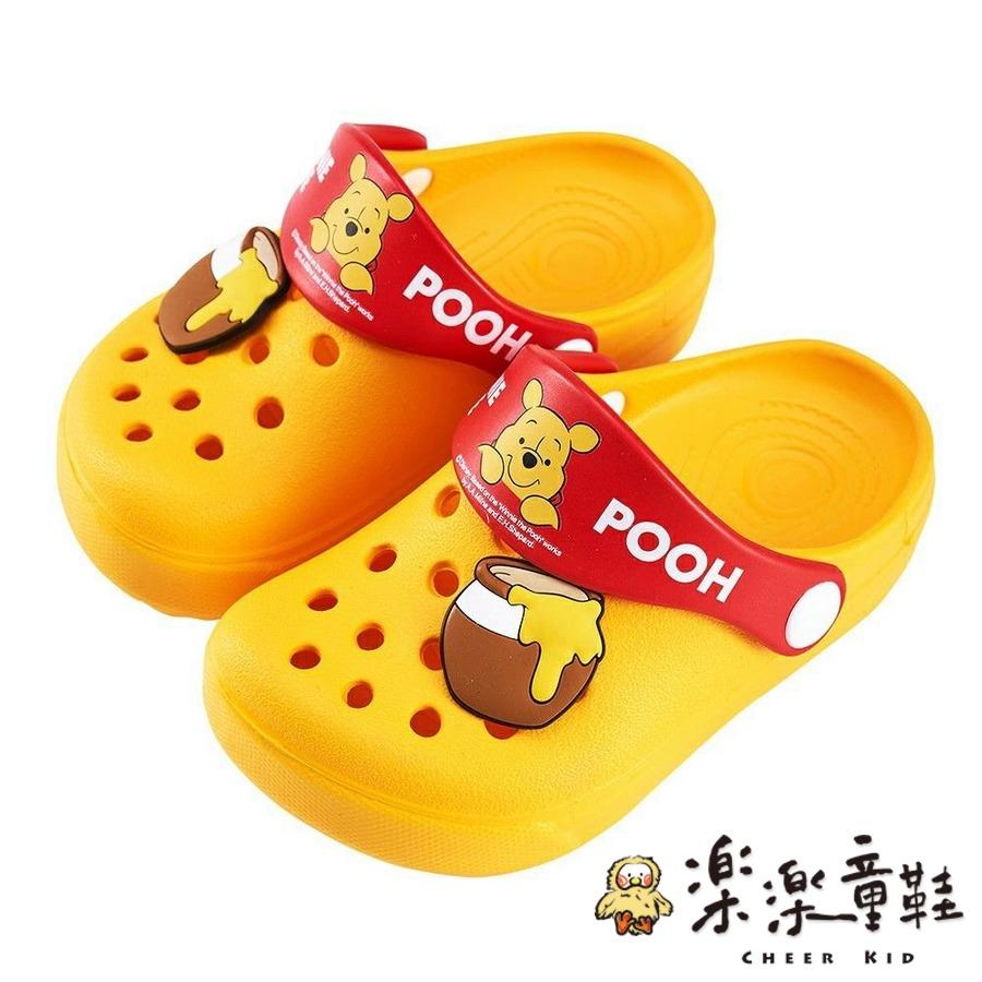 迪士尼小熊維尼布希鞋