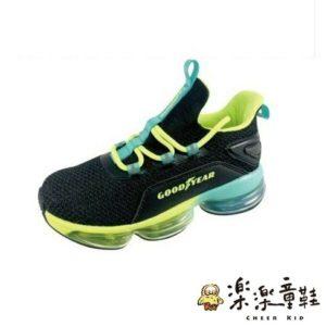 大氣墊緩震運動鞋-舒適透氣網布.機能鞋墊.反光條