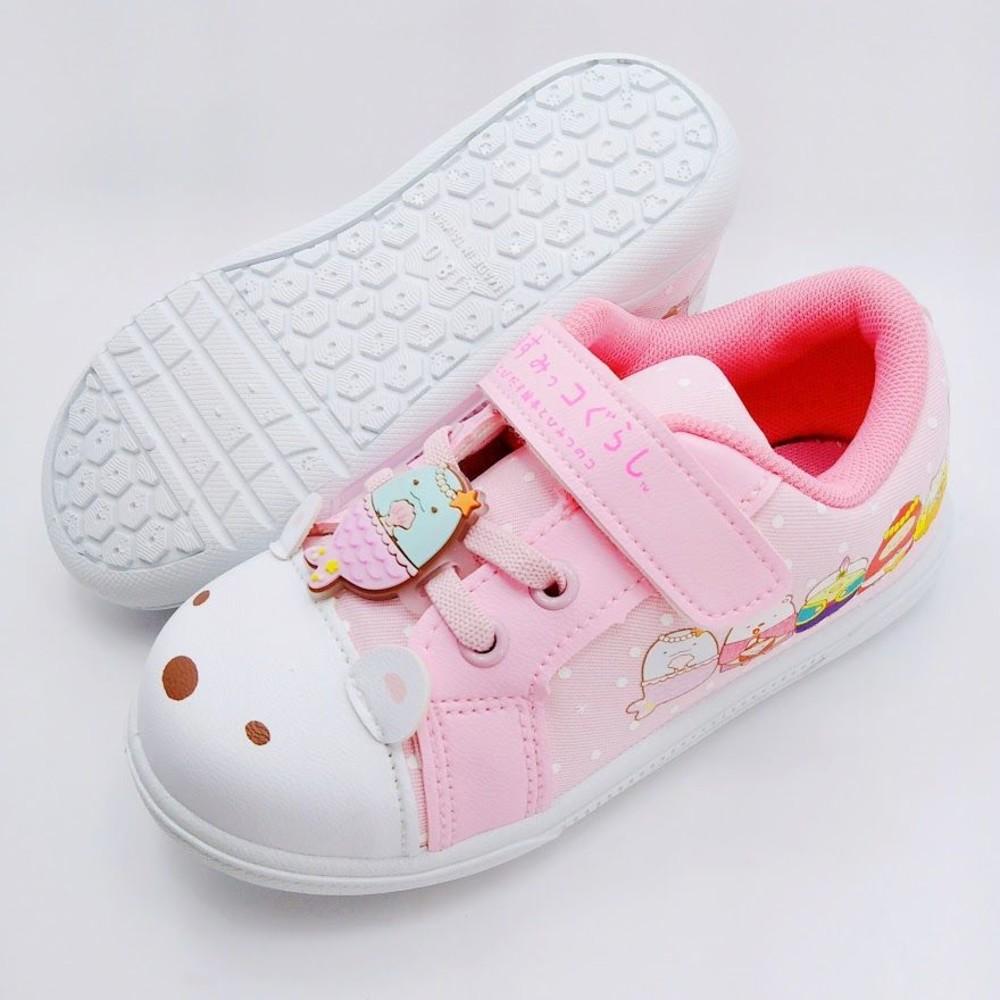 【台灣製現貨】角落小夥伴休閒鞋-粉色