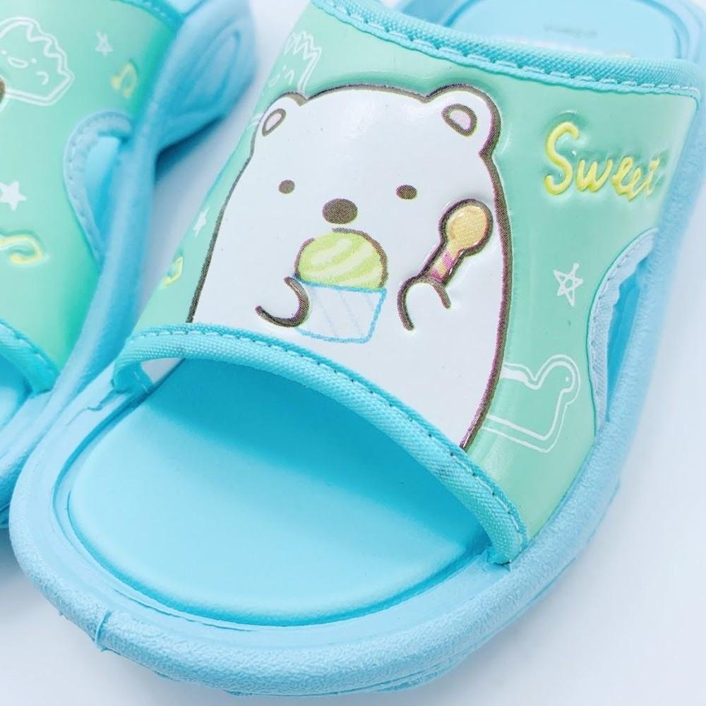 台灣製角落生物拖鞋-藍色
