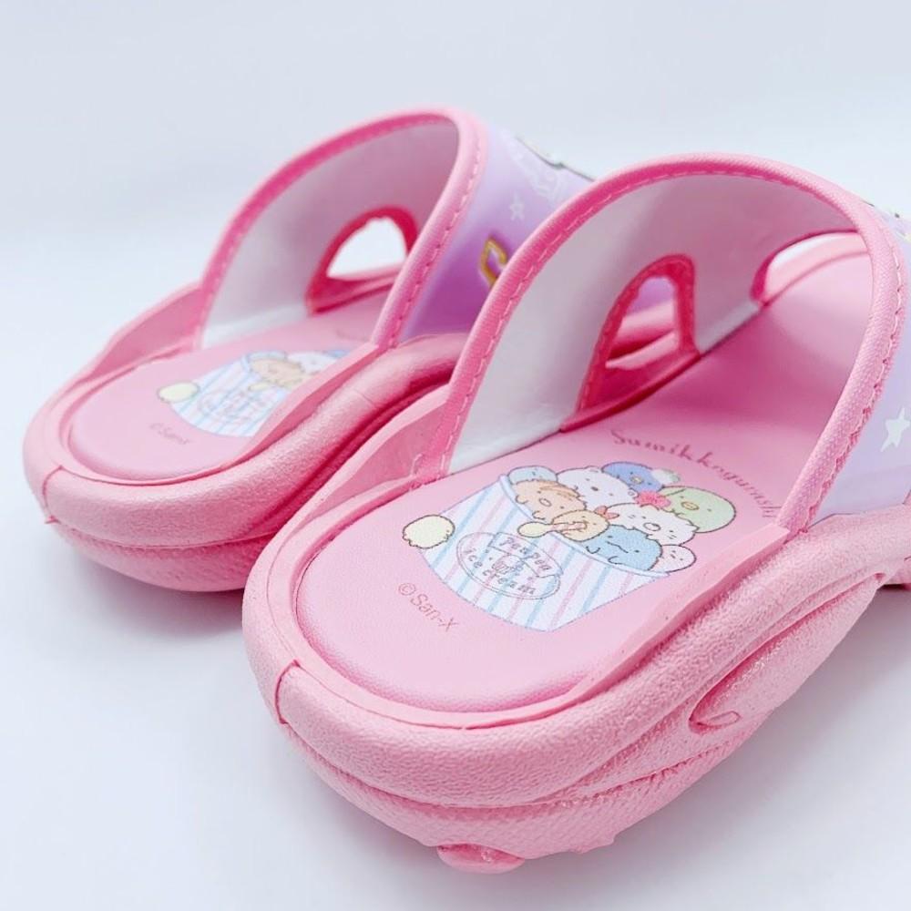 台灣製角落生物拖鞋-粉色