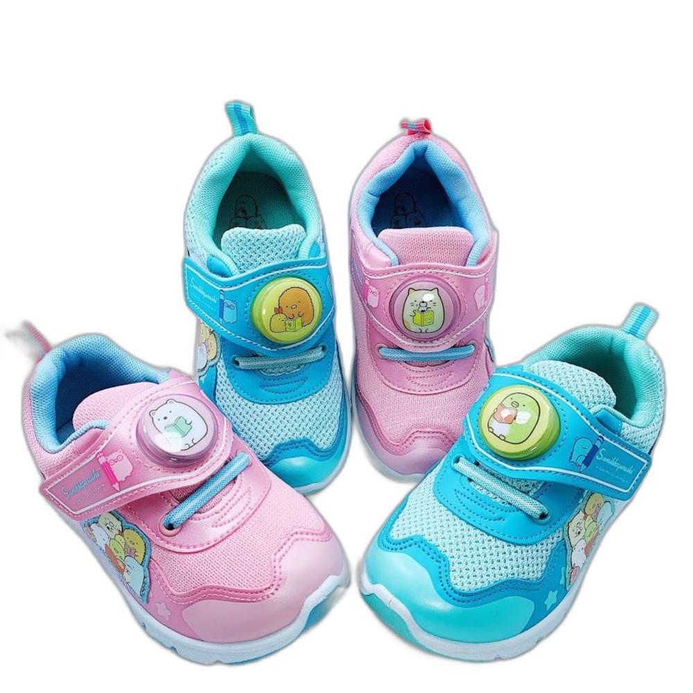 B019-2-台灣製角落生物電燈運動鞋