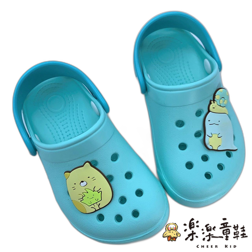 台灣製角落生物布希鞋-粉紅