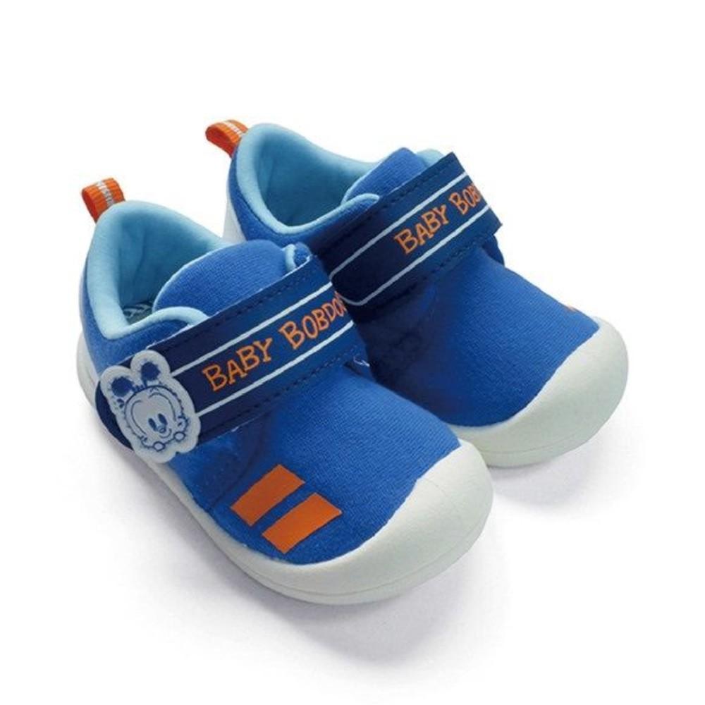 C002-【台灣製現貨】MIT小圓頭防踢撞包鞋-藍