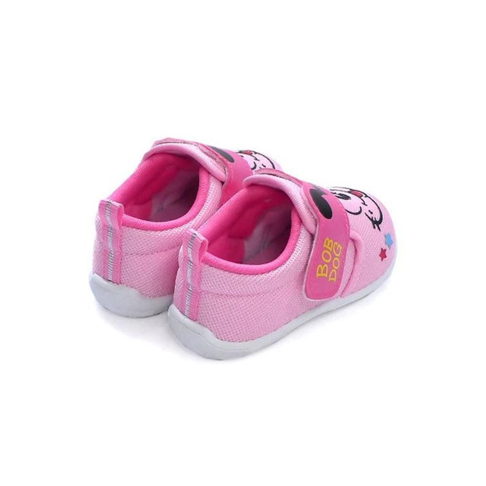 【台灣製現貨】MIT大耳造型休閒鞋-粉