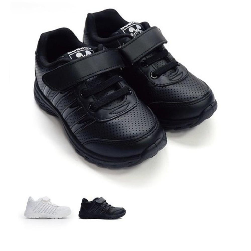 C019-【台灣製現貨】MIT皮面透氣休閒鞋