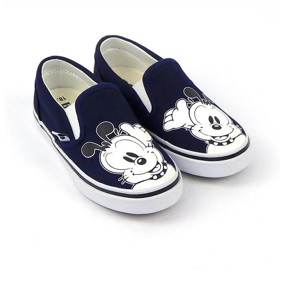 C023-MIT巴布豆懶人鞋-藍