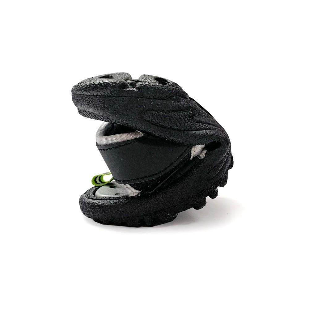 MIT彈力涼鞋-黑