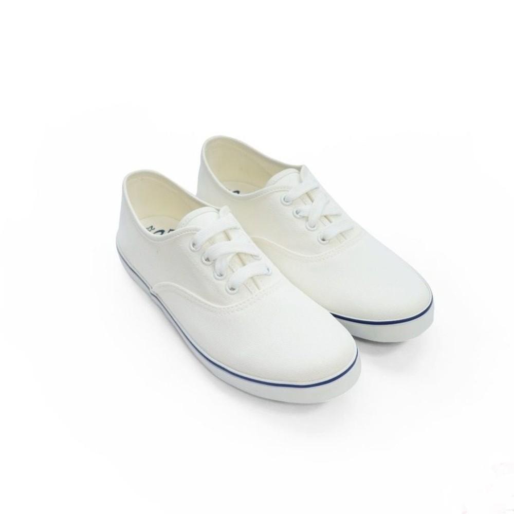C032-1 - 【台灣現貨】MIT清新休閒鞋-白