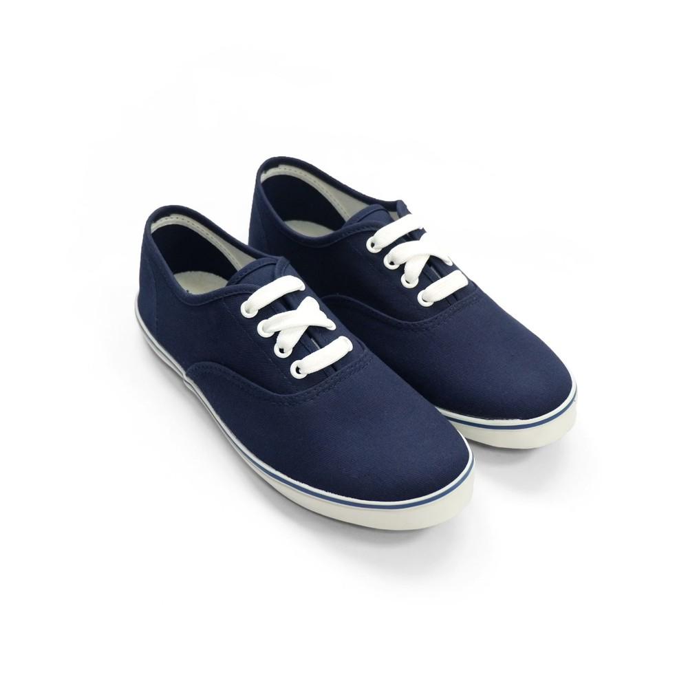 C032-【台灣製現貨】MIT清新休閒鞋-藍