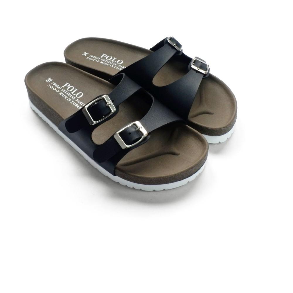 【台灣製現貨】MIT雙帶親子拖鞋