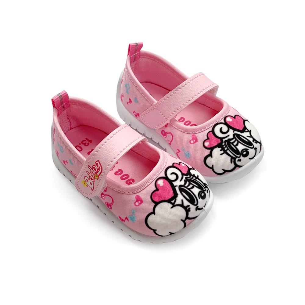MIT巴布豆娃娃鞋