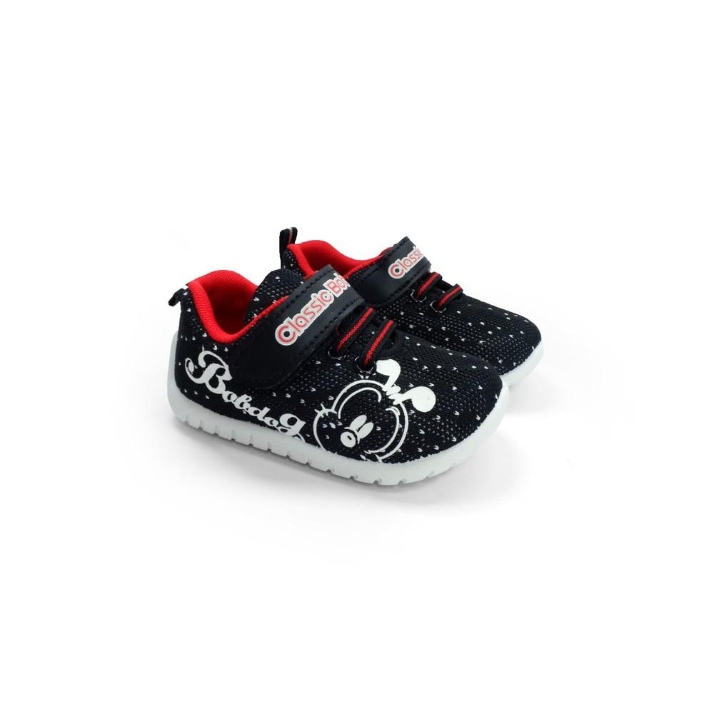 C041-MIT星空點點休閒鞋-黑
