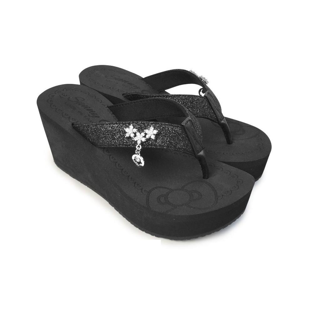 C081-台灣製厚底人字夾腳拖鞋