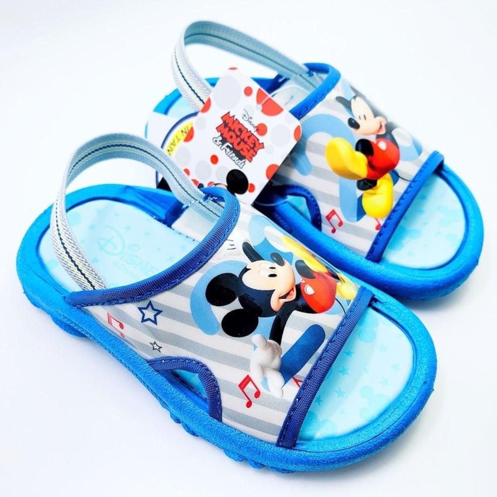 D008-【台灣製現貨】迪士尼米奇3D拖鞋