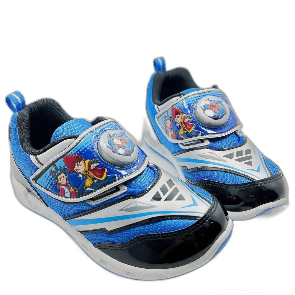 E001 - 台灣製戰鬥陀螺運動燈鞋