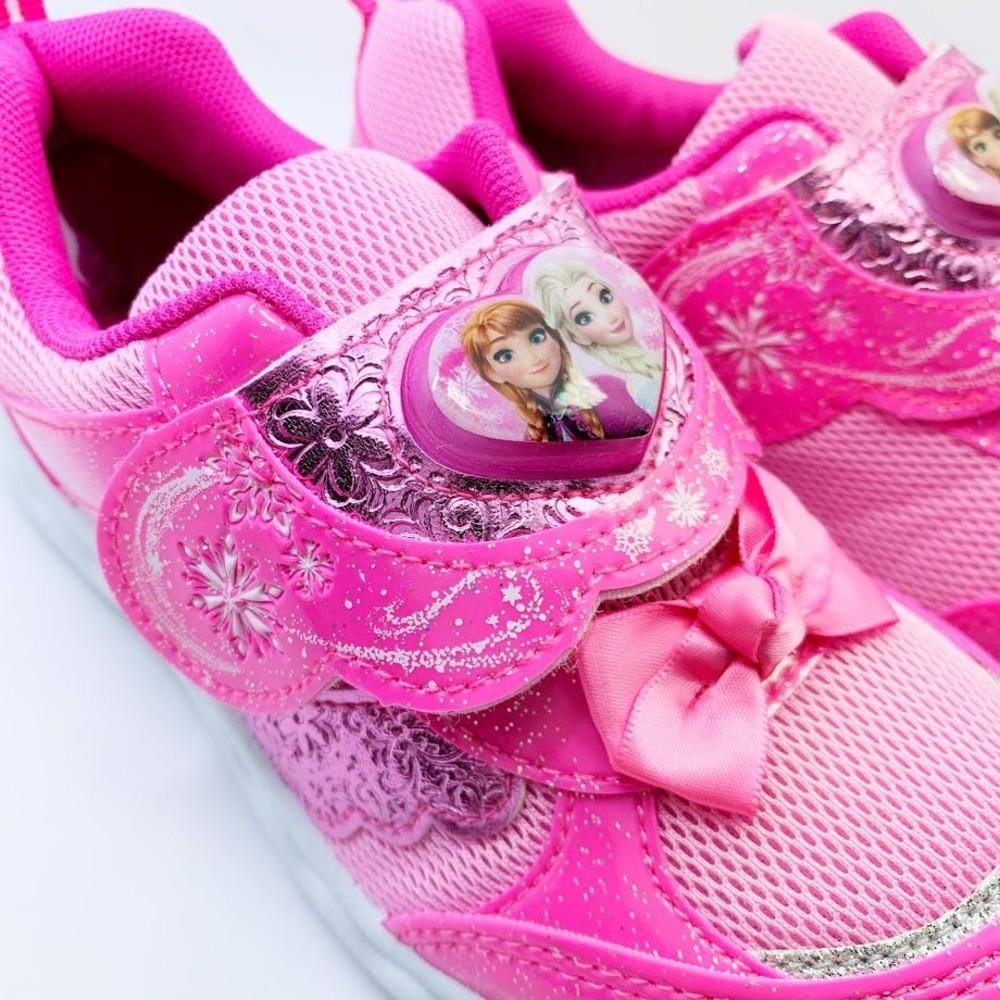 冰雪奇緣閃燈運動鞋
