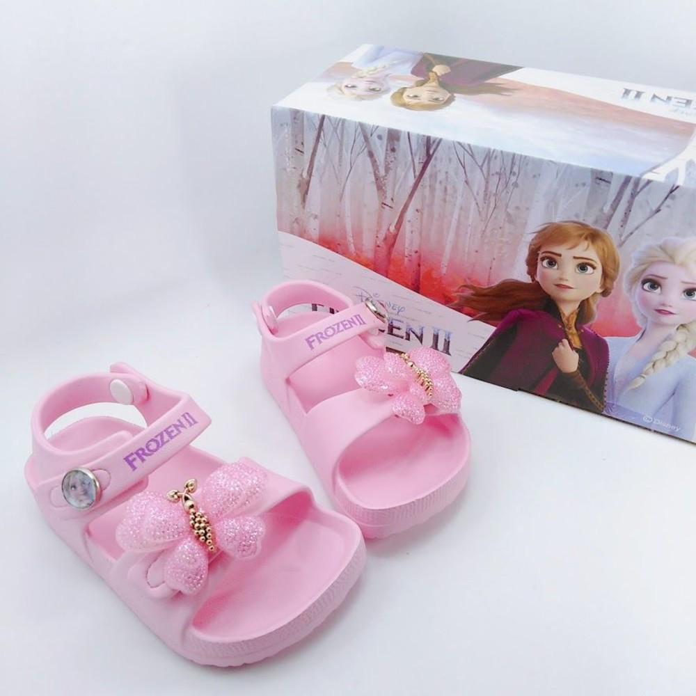 台灣製冰雪奇緣2涼鞋-粉色