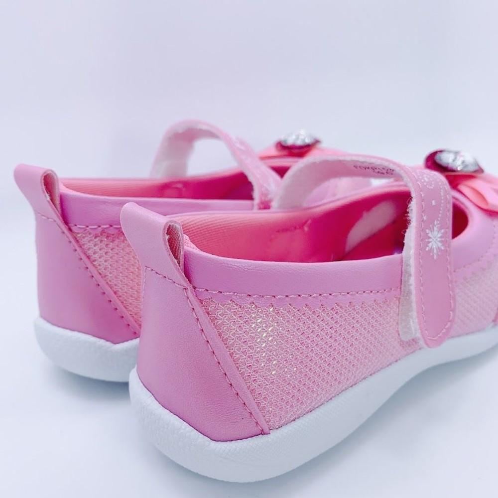 台灣製冰雪奇緣2休閒鞋-粉色