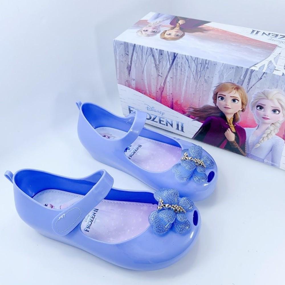 F055-1-台灣製冰雪奇緣2休閒鞋-藍色