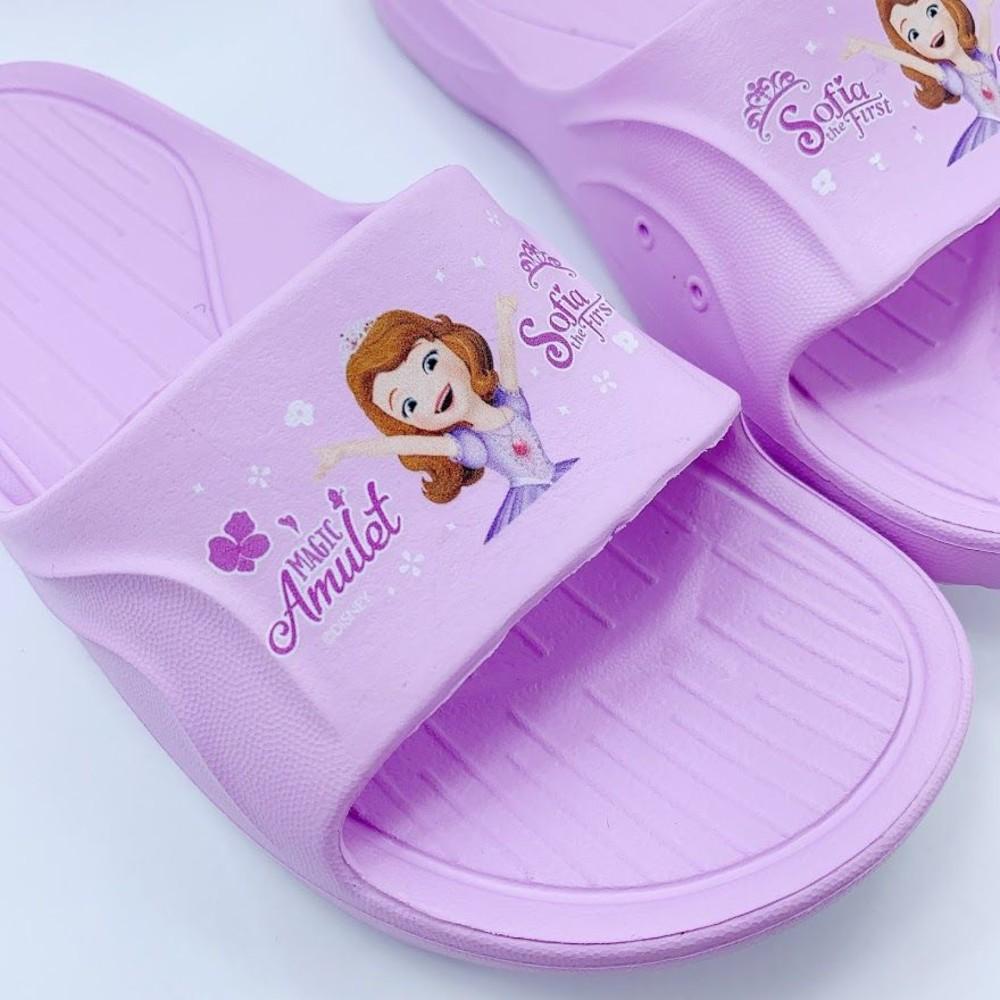 台灣製蘇菲亞小公主拖鞋