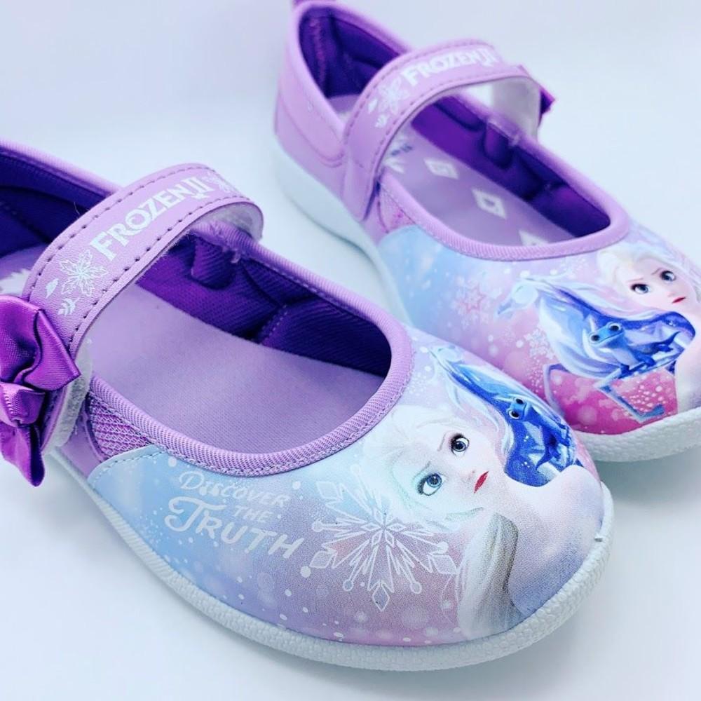 台灣製冰雪奇緣2休閒鞋-紫色