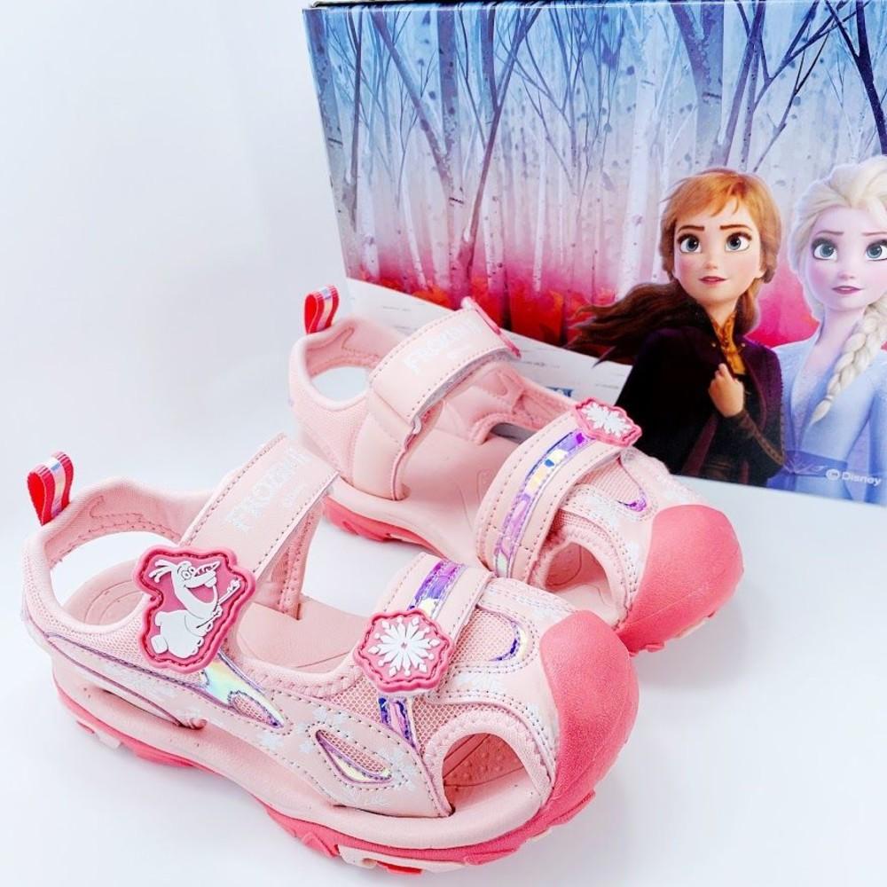 童鞋 冰雪奇緣護趾涼鞋