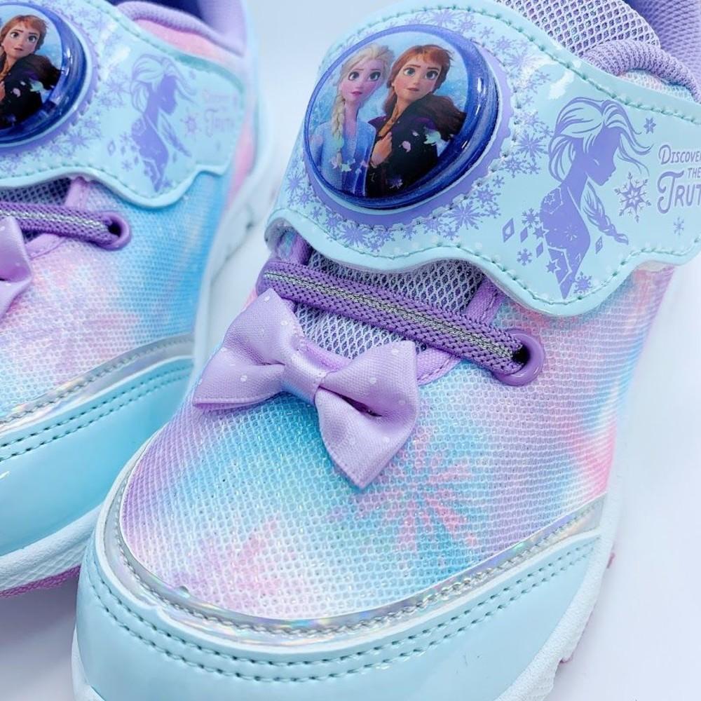 台灣製冰雪奇緣2電燈運動鞋