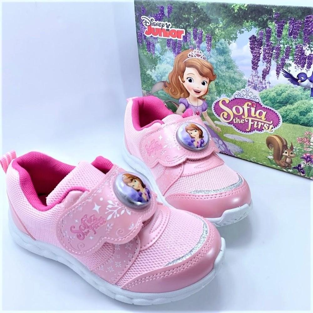 童鞋 台灣製蘇菲亞公主電燈運動鞋