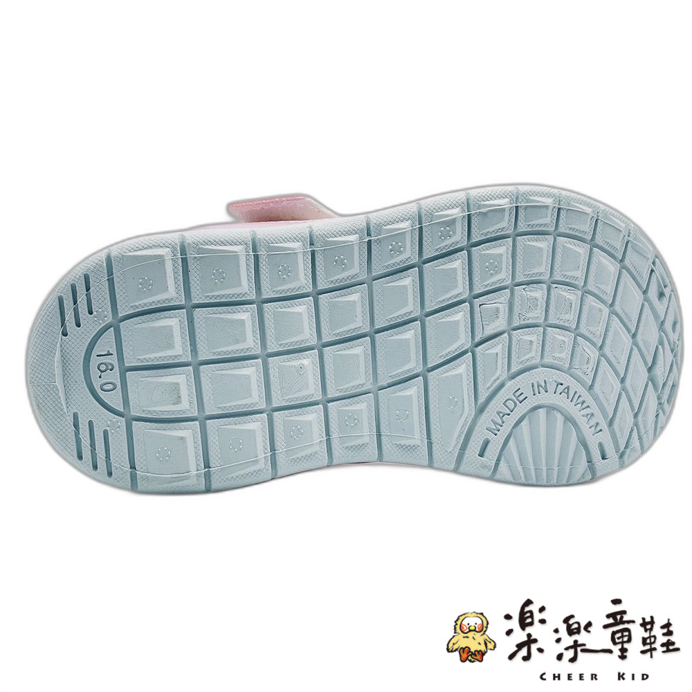 台灣製冰雪奇緣電燈運動鞋-粉紅