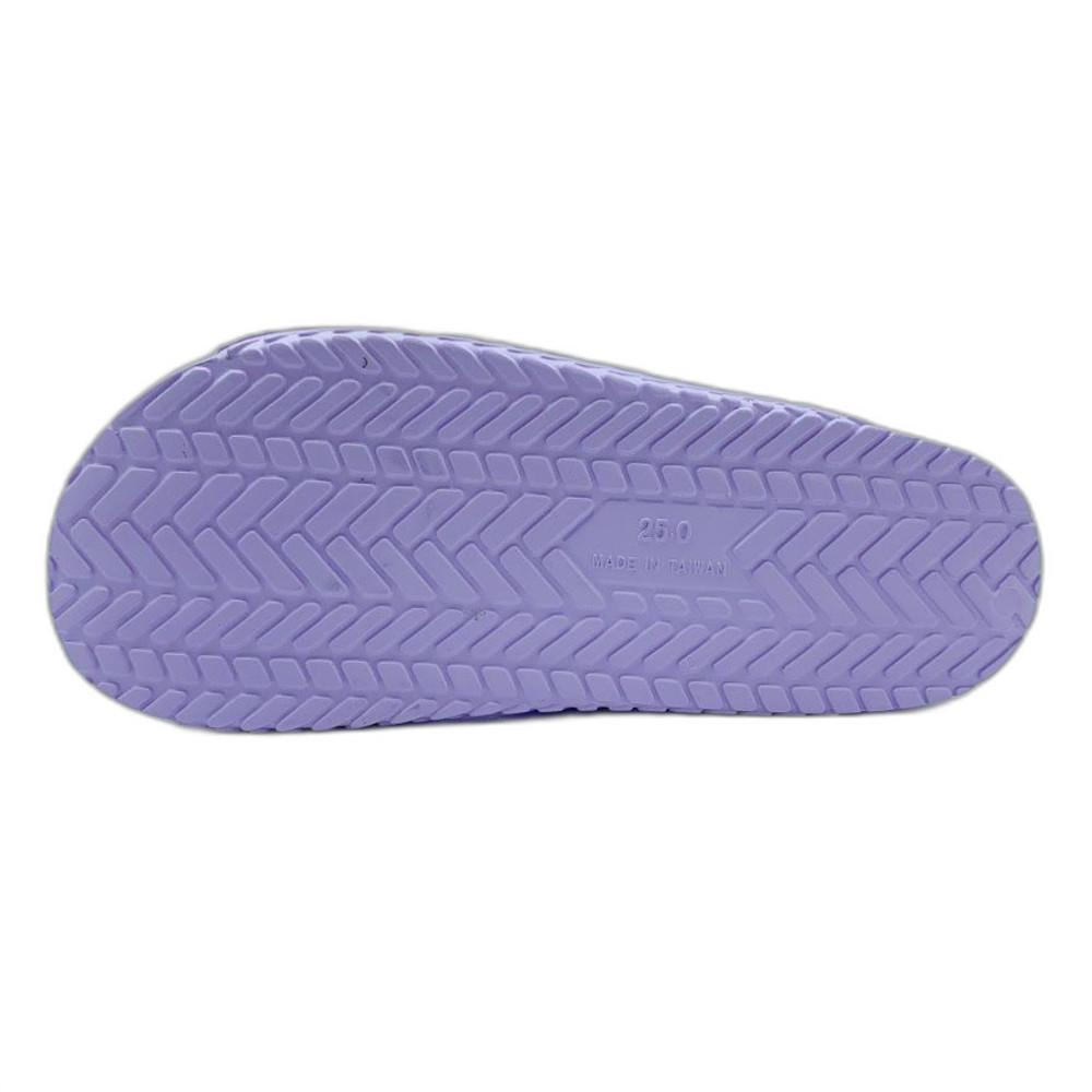 GOODYEAR台灣製女款輕量拖鞋-粉紫