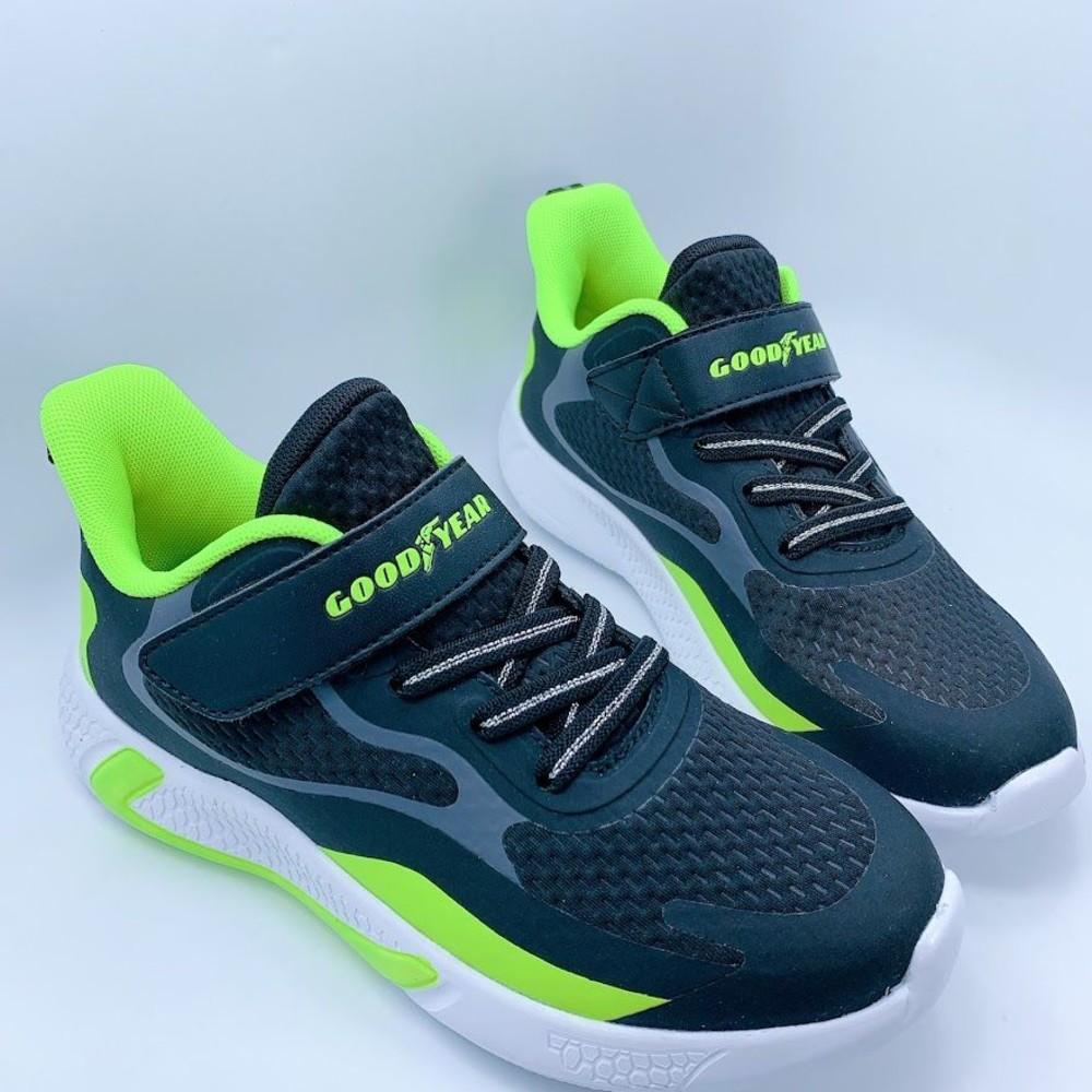 G016-GOODYEAR 童款輕量緩震運動鞋