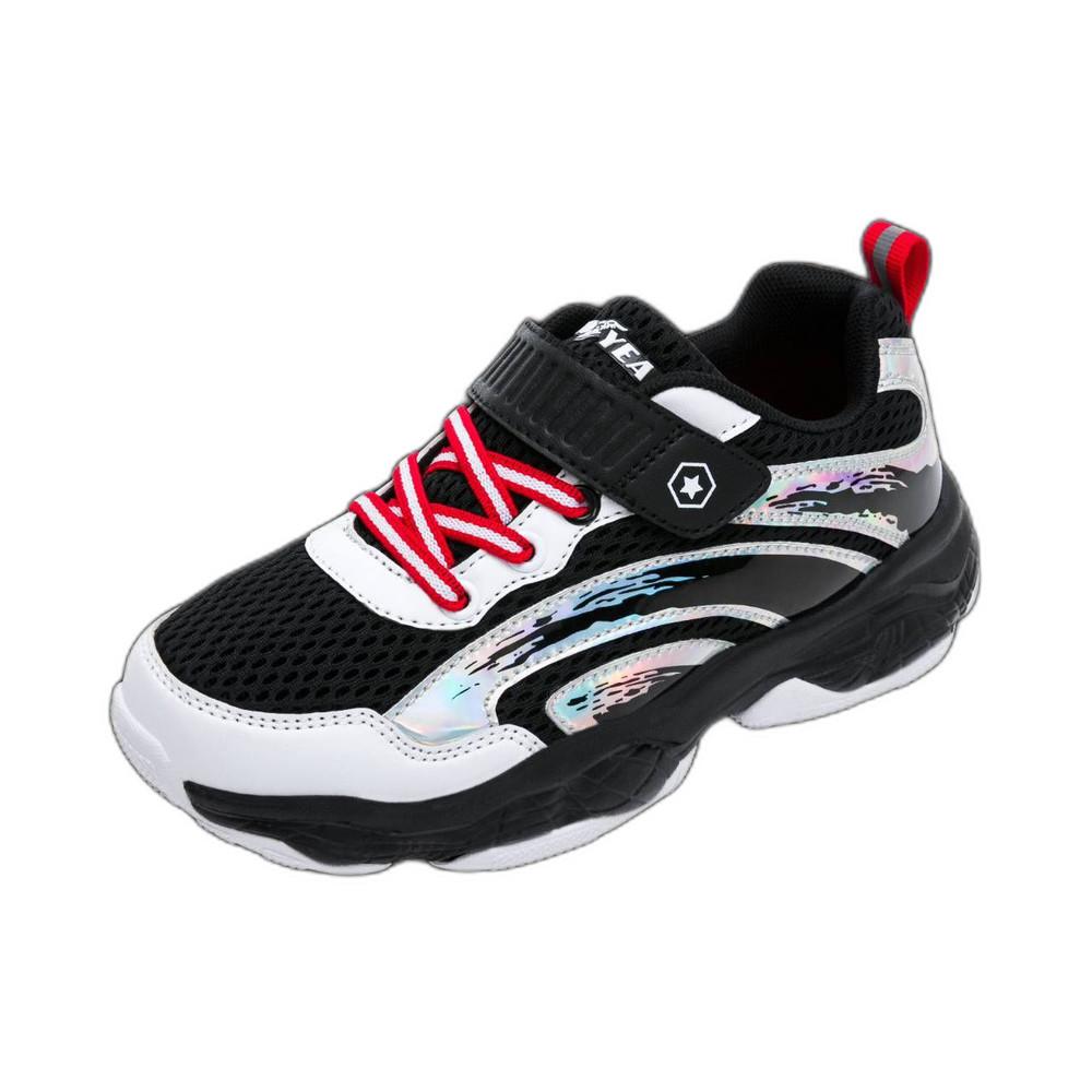 GOODYEAR輕量緩震運動鞋-黑紅