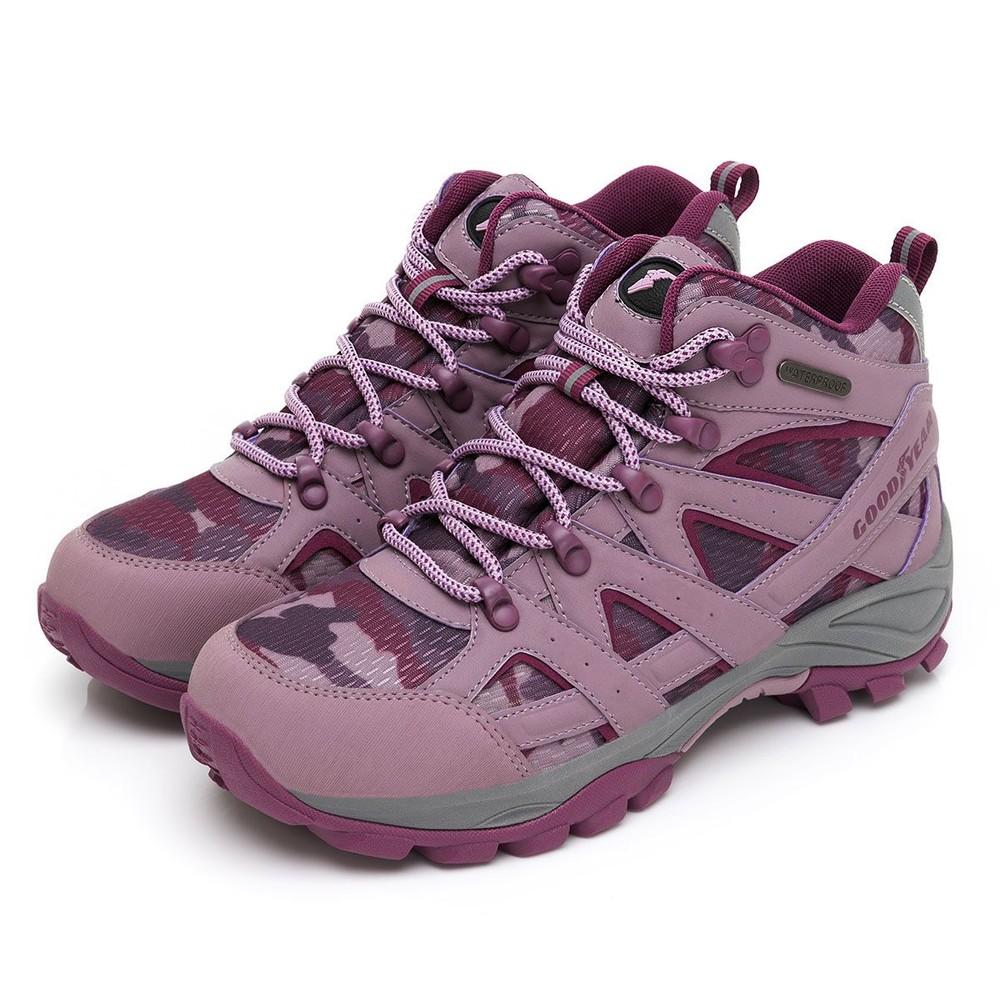 GOODYEAR機能健行鞋-藕紫 封面照片