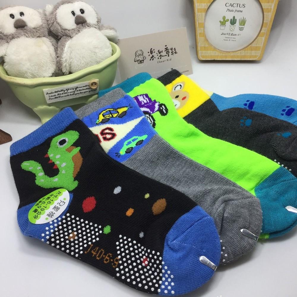 MIT防滑兒童襪