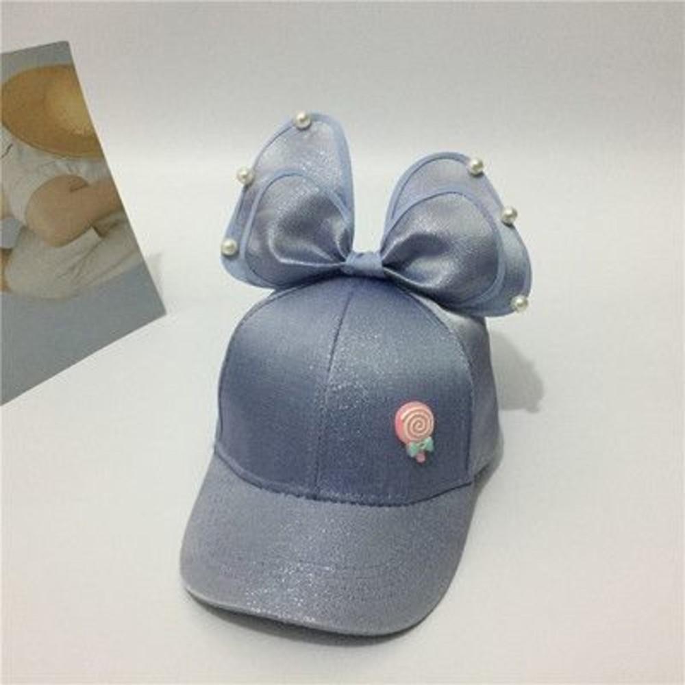 H013 - 大蝴蝶結親子帽