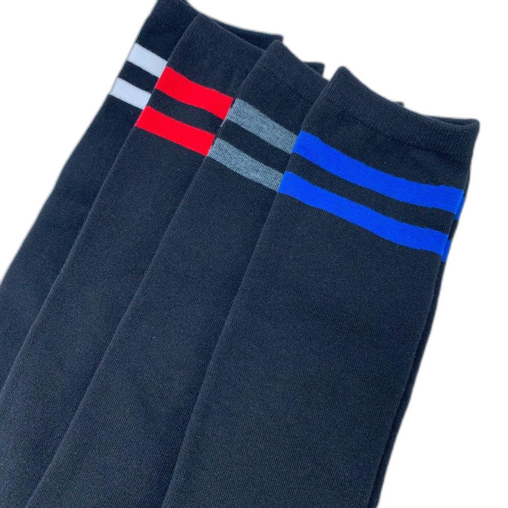 台灣製精梳棉兒童長筒襪