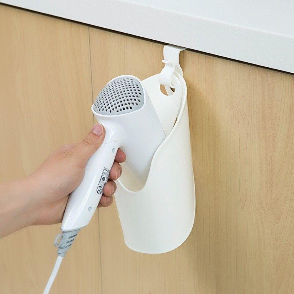 【Inomata】現貨日本製 吹風機收納架(一組:2個)