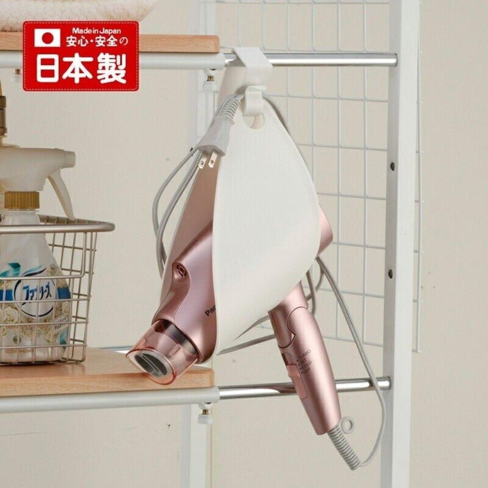 【Inomata】現貨日本製 吹風機收納架(一組:2個) 封面照片