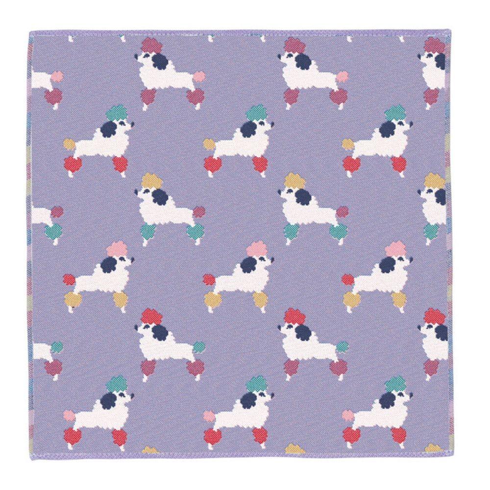 J022-現貨日本製今治毛巾 手帕巾三層紗質