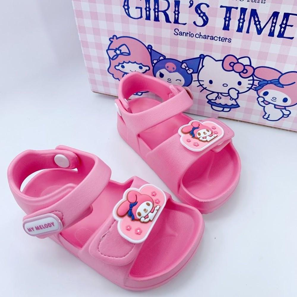 K007-2 - 台灣製三麗鷗經典人氣明星涼鞋-美樂蒂