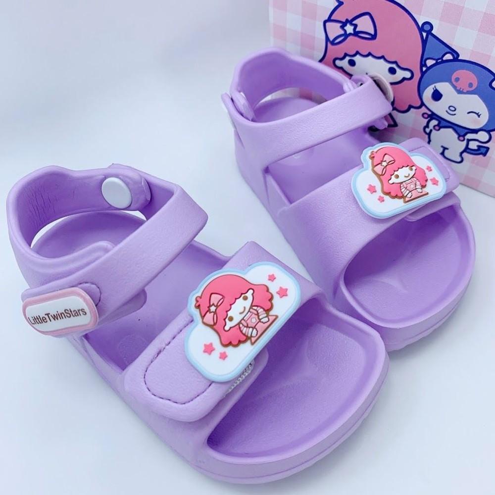 K007-3 - 台灣製三麗鷗經典人氣明星涼鞋-雙星仙子
