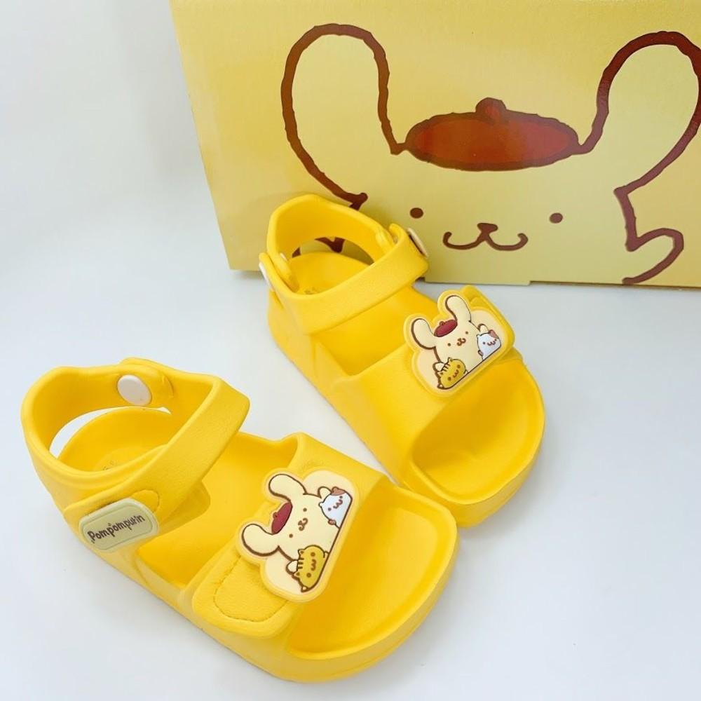 K007-4-台灣製三麗鷗經典人氣明星涼鞋-布丁狗