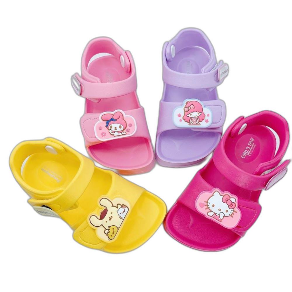 K007-台灣製三麗鷗經典人氣明星涼鞋