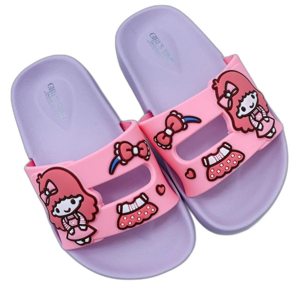 K008-2-台灣製三麗鷗經典人氣明星拖鞋-美樂蒂