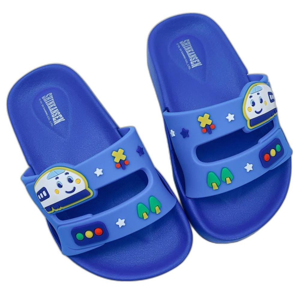 K008-4-台灣製三麗鷗經典人氣明星拖鞋-新幹線