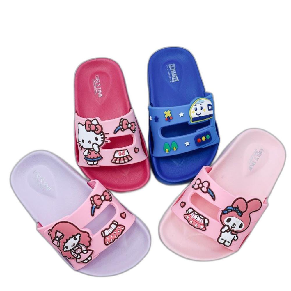 K008-台灣製三麗鷗經典人氣明星拖鞋