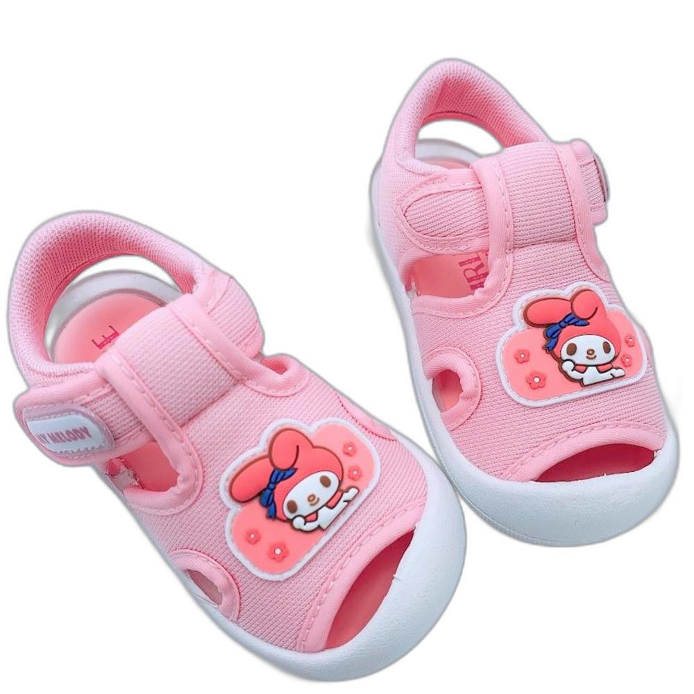 童鞋 台灣製美樂蒂護趾涼鞋